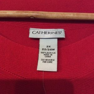Catherines Tops - NWT Catherines Top
